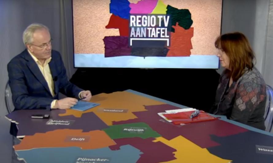 RegioTV aan Tafel 1 maart 2021