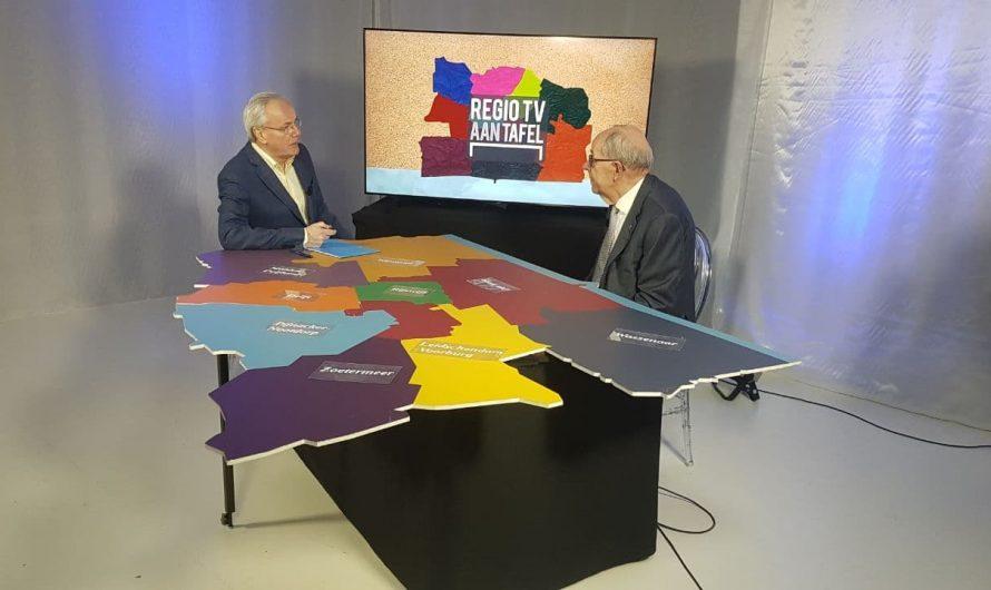 Regio TV aan Tafel  –  Aad Agterdenbosch