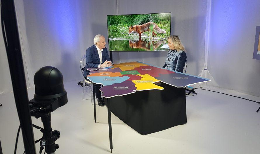 Regio TV aan Tafel 8 maart 2021