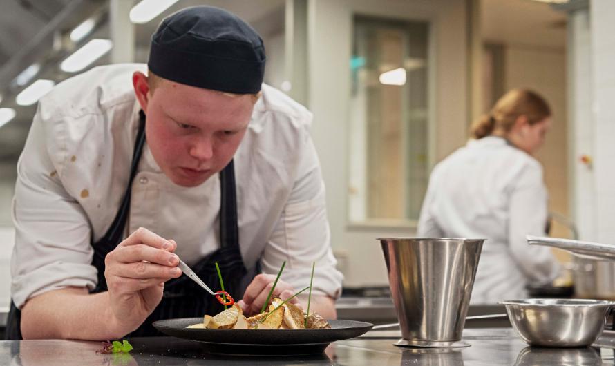 Den Haag – Studenten krijgen horecasessies over vis