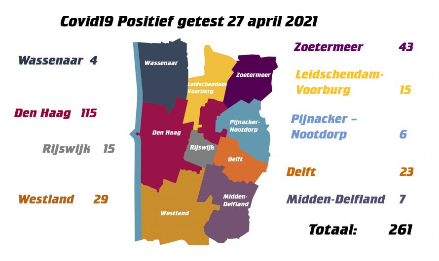 Regionieuws 27 april 2021 Koningsdag