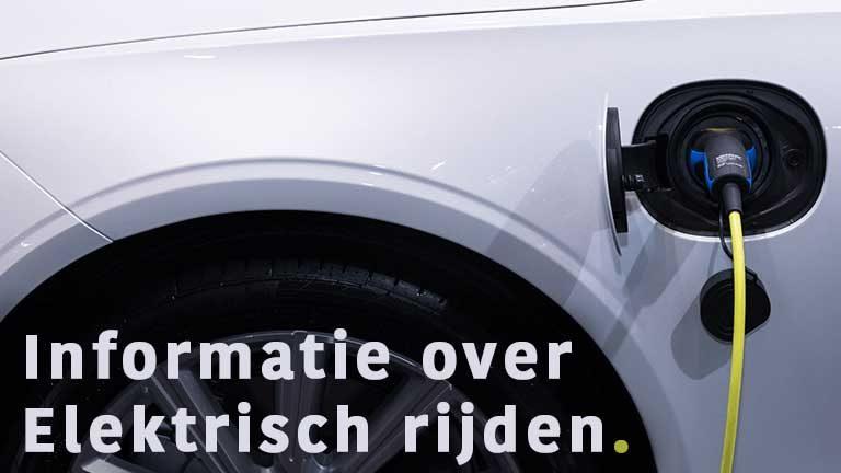 Den Haag – Veel Elektrische auto's op de weg