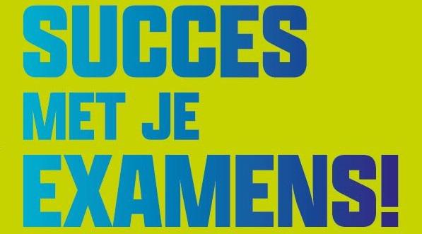 Zoetermeer – Poster voor examinerende scholieren