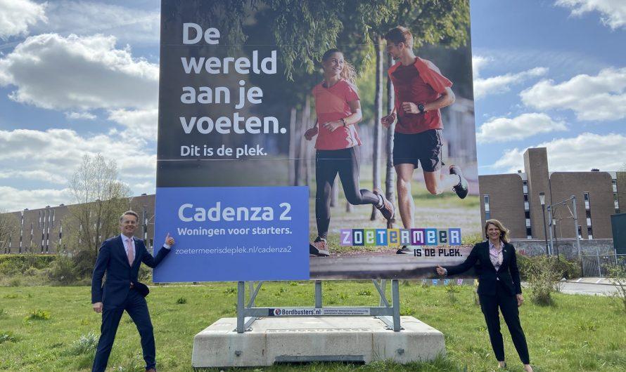 Zoetermeer – Nieuwbouwproject: 60 jongerenwoningen