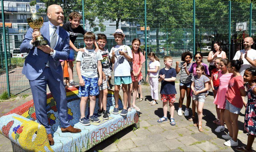 Rijswijk – Petrusschool winnaar afvalrace