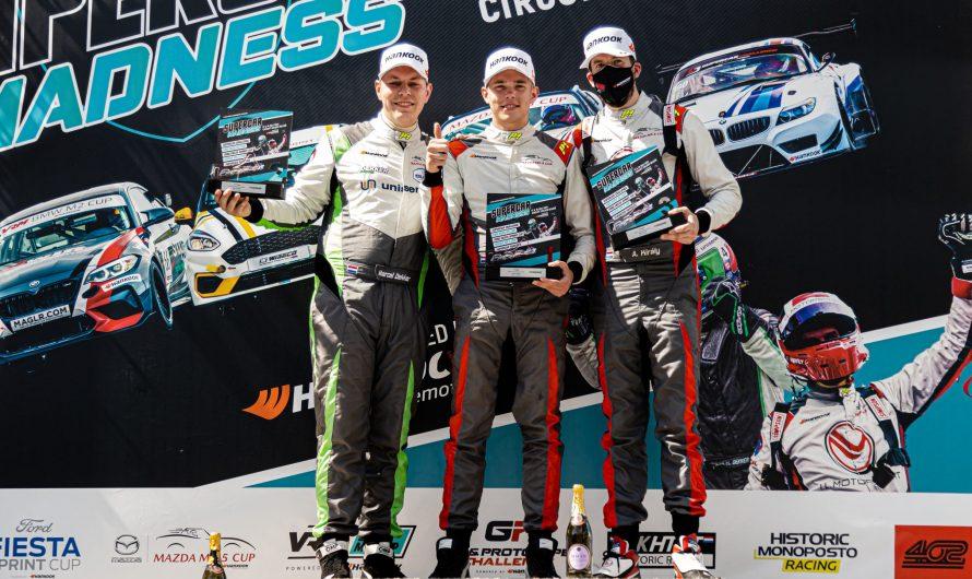 Zoetermeer – Teekens winnaar in de Mazda MX5 cup