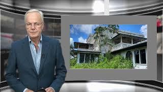 Regionieuws TV Suriname 16 juli 2021 – Bauxietdorp Moengo – Suriname brokkelt af