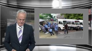 Regionieuws TV Suriname 28 juli 2021 – Beveiligingsdienst staakt ook, Busvervoer wordt duurder?