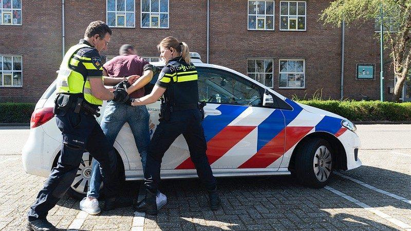 Den Haag – 4 mannen aangehouden voor drugshandel