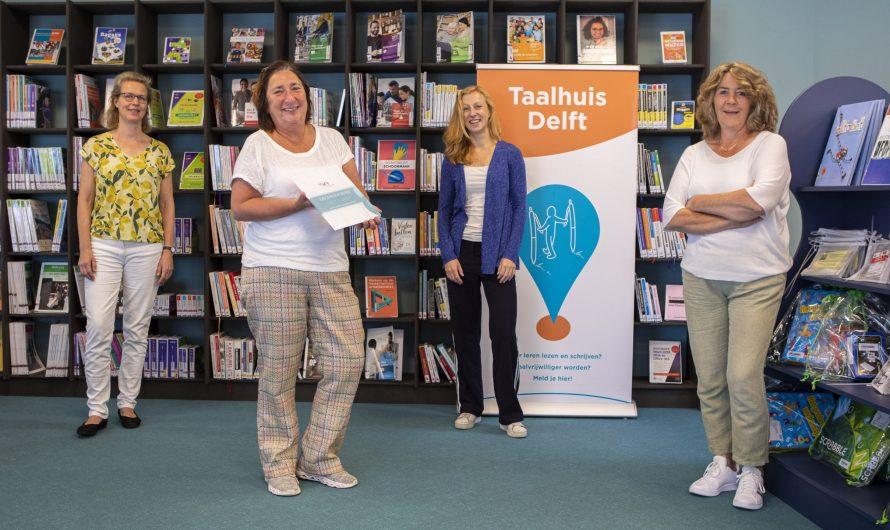 Delft – Certificaat voor Delftse bibliotheken DOK en Taalhuis