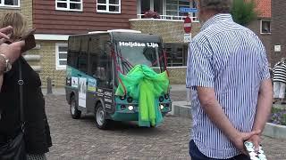 Regionieuws TV 7 sept  2021- Registratie Landbouwvoertuigen verplicht – Heijdse Lijn is gestart
