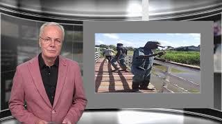 RegioRegionieuws TV Suriname 2 sept.  2021- Wapens achterhouden is laakbaar – Opruiing via Facebook strafnieuws