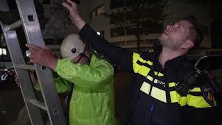 Regionieuws TV 14 sept  2021 – Actievoerders Greenpeace beklimmen 2e Kamer – Wethouder stapt op