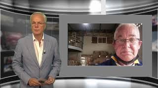 Regionieuws TV Suriname 22 sept  2021 – Covid19 Hulp Oproep Minister Transport Hulpgoederen uit NL
