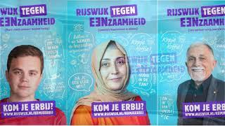 Regionieuws TV 22 sept  2021 – Wassenaar zoekt kamers voor jongeren – Rijswijk tegen eenzaamheid