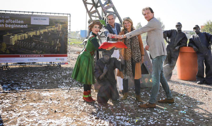 Zoetermeer – Bouw 218 woningen van start gegaan