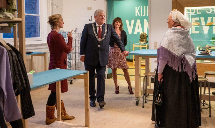 Den Haag – CollectieLab in Muzee Scheveningen feestelijk geopend